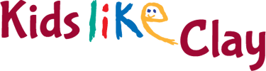 kids like clay logo
